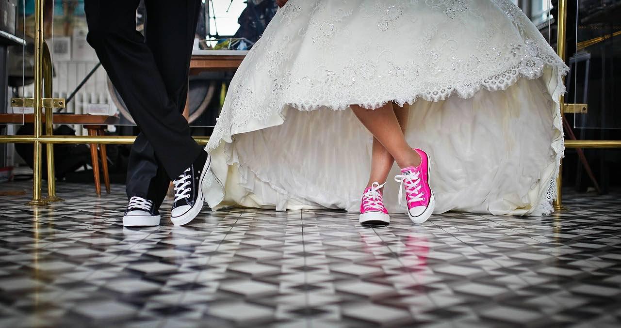 Wybór perfum na ślub
